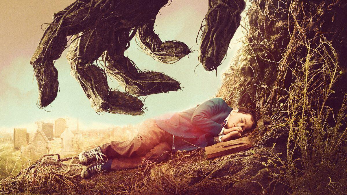 怪物はささやく【ネタバレあり感想】少年の心の中に潜む葛藤が怪物によってあぶり出されていく感動作!!